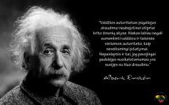 Ar gali būti, kad Albertas Einšteinas vartojo kanapes?