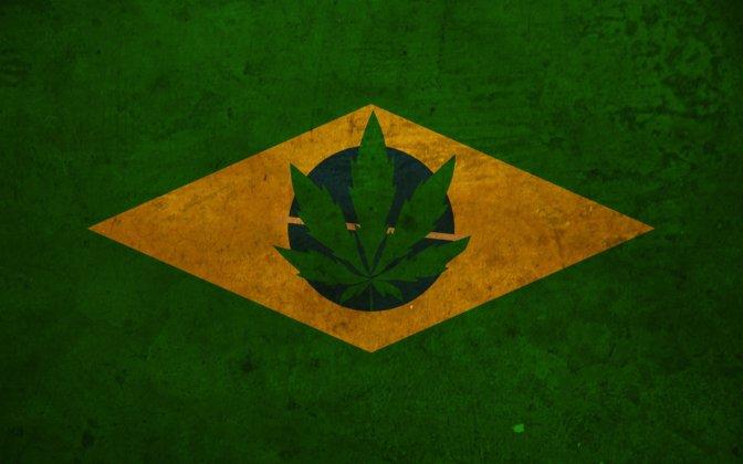 Brazilija ir legali kanapė