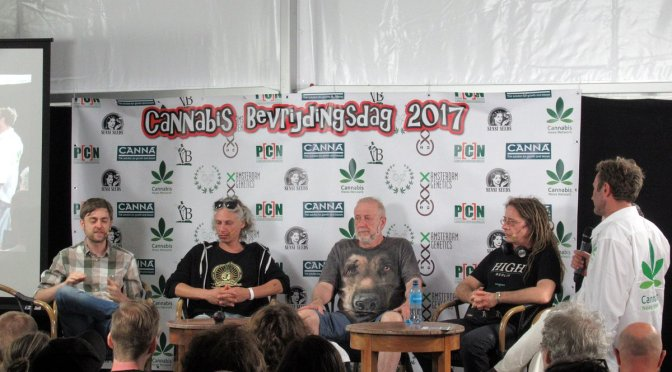 Kaip užbaigti draudimus: kitų šalių patirtis | Cannabis University | Cannabis Liberation Day 2017